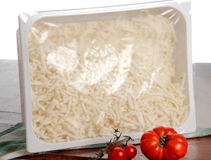 Italian Julienne Mozzarella Cheese for Pizza